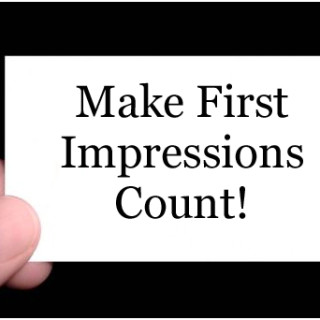 First Impressions Count 320x320