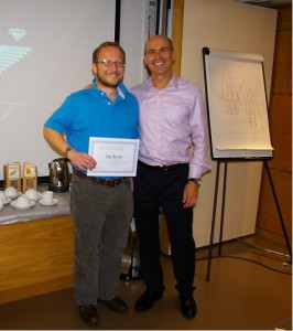 Certificate and Basil