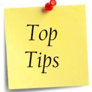 Top Tips 2 320x320