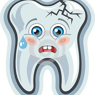 Cartoon Tooth Toothache 27379303 320x320